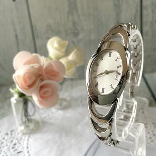 ヴィヴィアンウエストウッド(Vivienne Westwood)の【動作OK】 ヴィヴィアン  腕時計 オーブモチーフ シェル ウォッチ シルバー(腕時計)