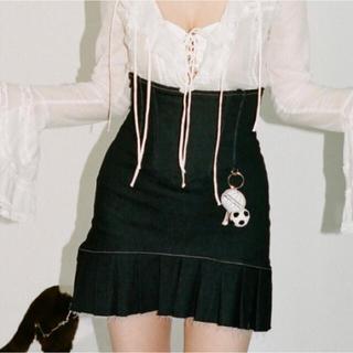 トーガ(TOGA)のNodress デニムスカート size S(ミニスカート)