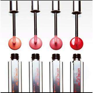 ケーパレット(K-Palette)の新品未使用⭐ K-パレット ラスティングリップティント 4色セット(口紅)
