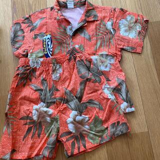 アロハシャツ セットアップ(甚平/浴衣)