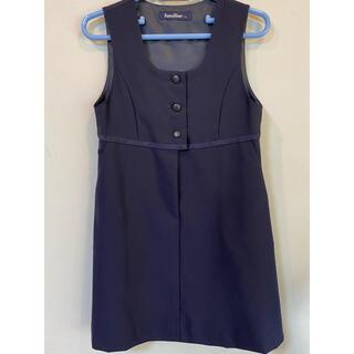 ファミリア(familiar)のファミリア ジャンパースカート お受験用 110㎝(ドレス/フォーマル)