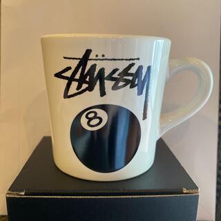 ステューシー(STUSSY)のSTUSSY スチューシー マグカップ 非売品(グラス/カップ)