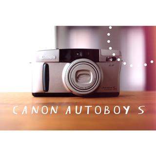 Canon - CANON AUTOBOY SⅡ③