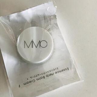 エムアイエムシー(MiMC)のMiMC エッセンスハーブバームクリームサンプル(フェイスオイル/バーム)