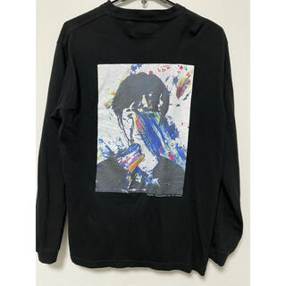 フラグメント(FRAGMENT)のお値下げ!KYNE UNION SODA 3周年記念ロングTシャツ(Tシャツ/カットソー(七分/長袖))