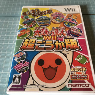 Wii - 太鼓の達人Wii 超ごうか版 Wii