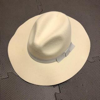 マーキュリーデュオ(MERCURYDUO)の未使用 MERCURYDUO マーキュリーデュオ ハット 帽子(ハット)