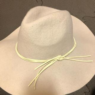 マーキュリーデュオ(MERCURYDUO)のMERCURYDUO マーキュリーデュオ フェルトハット 帽子 (ハット)