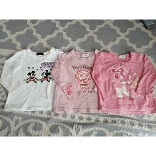 エニィファム(anyFAM)の長袖 3セット(Tシャツ/カットソー)