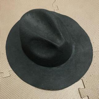 グレイル(GRL)のGRL グレイル フェルトハット 帽子(ハット)