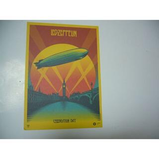 貴重 入手困難品 カード レッド・ツェッペリン  Led Zeppelin(印刷物)