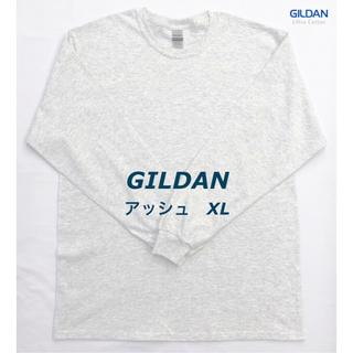 ギルタン(GILDAN)のGILDAN ギルダン 6.0oz ウルトラコットン 無地長袖 Tシャツ XL(Tシャツ/カットソー(七分/長袖))