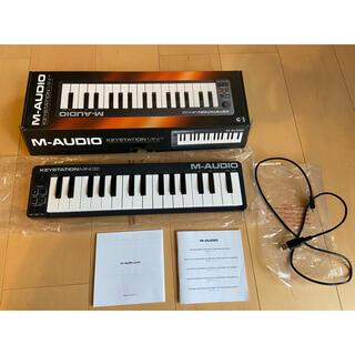 m-audio key station mini midi キーステーション鍵盤(MIDIコントローラー)