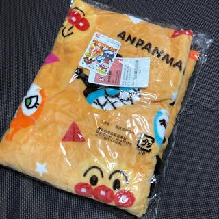 アンパンマン(アンパンマン)の新品タグ付き アンパンマン お昼寝毛布 ブランケット ひざ掛け(毛布)