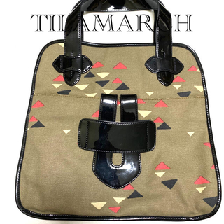 TILA MARCH - TILAMARCH デザインハンドバッグ