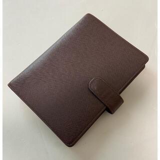 ルイヴィトン(LOUIS VUITTON)のルイヴィトン 手帳 mm ポケット以外美品 (手帳)
