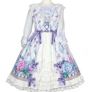 アンジェリックプリティー(Angelic Pretty)のangelic pretty ワンピース sweet lacy バスケット (ひざ丈ワンピース)