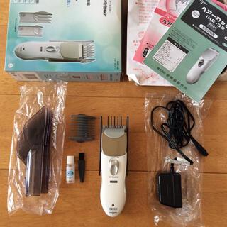 1回使用 中古◆IZUMI ヘアカッター バリカン 水洗い&充電交流両用式(その他)