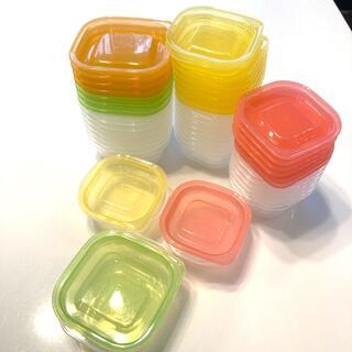 ニシマツヤ(西松屋)の西松屋 スマートエンジェル 洗うの簡単保存容器 (離乳食器セット)