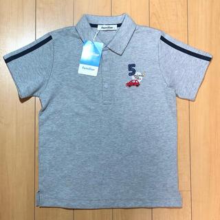 familiar - 新品 familiar 120cmポロシャツ Tシャツ