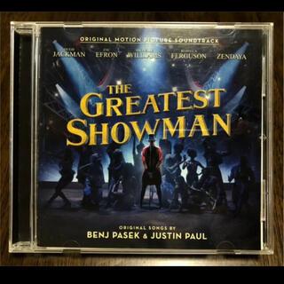 グレイティスト・ショーマン サウンドトラック CD(映画音楽)