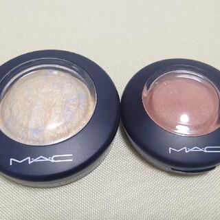 MAC - MAC ミネラライズ スキンフィニッシュ ライトスカペード ウォームソウル