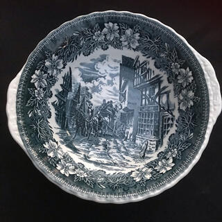 ロイヤルチューダー サラダボウル Royal Tudor イギリス ヴィンテージ(食器)