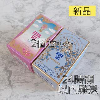 ANNA SUI - アナスイ スカイ ファンタジア オードトワレ 5ml ミニ香水 ANNASUI