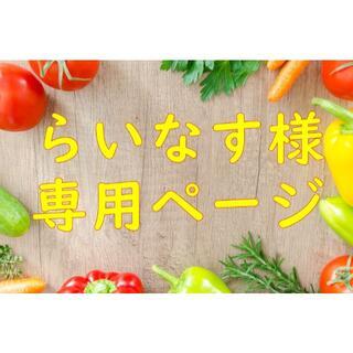 ★らいなす様専用ページ(野菜)