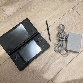 ニンテンドーDS(ニンテンドーDS)のニンテンドーDSi ブラック(携帯用ゲーム機本体)