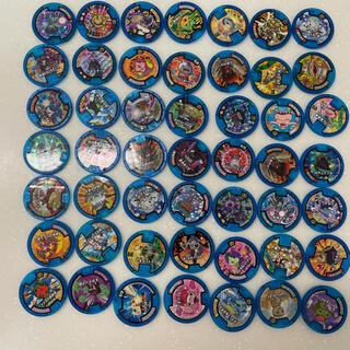 バンダイ(BANDAI)の妖怪ウォッチメダル87枚(キャラクターグッズ)