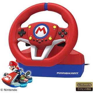 ニンテンドースイッチ(Nintendo Switch)のマリオカートレーシングホイール Nintendo Switch(その他)