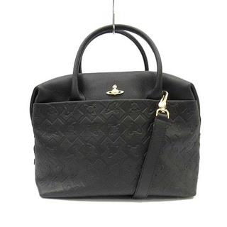 ヴィヴィアンウエストウッド(Vivienne Westwood)のヴィヴィアンウエストウッド small handbag harrow 黒(その他)