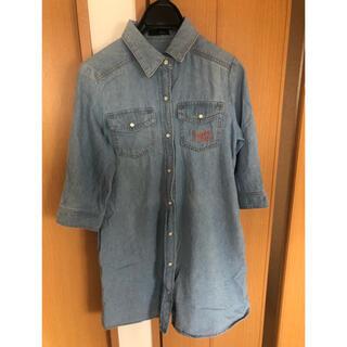 ジェニィ(JENNI)のJENNIシャツ(ジャケット/上着)
