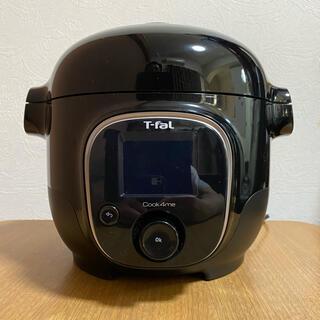 ティファール(T-fal)の値下げしました クックフォーミー ブラック 3L(調理機器)
