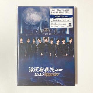 Johnny's - 滝沢歌舞伎ZERO 2020 The Movie 通常盤 Blu-ray