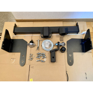 トヨタ - ランドクルーザー プラド 150系 TX用 ヒッチメンバー モデリスタ対応