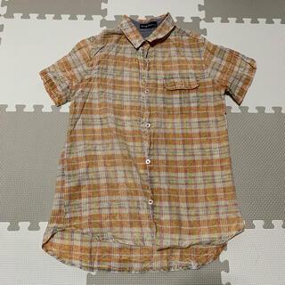ドラッグストアーズ(drug store's)のドラッグストアーズ チェックシャツ(シャツ/ブラウス(半袖/袖なし))