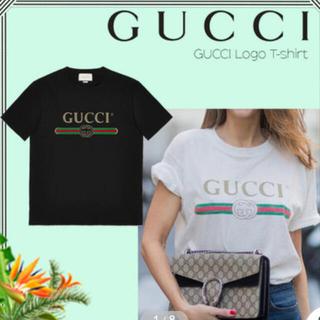 グッチ(Gucci)の【GUCCI】グッチオーバーサイズダメージ加工Tシャツ(Tシャツ(半袖/袖なし))