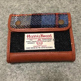 しまむら - しまむら ハリスツイード 折り財布 ウォレット 財布
