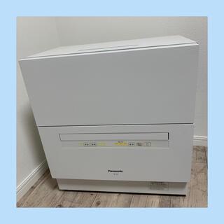Panasonic - Panasonic パナソニック 食器洗い乾燥機 NP-TA2-W 2018年製
