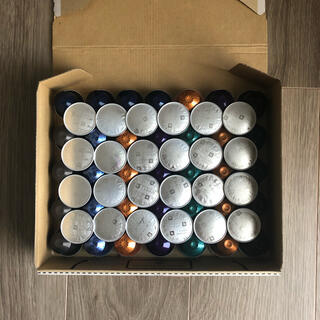 Nestle - ネスプレッソ カプセル いろいろ 59個