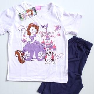Disney - ディズニー♥110㎝ 半袖 パジャマ 新品 女の子