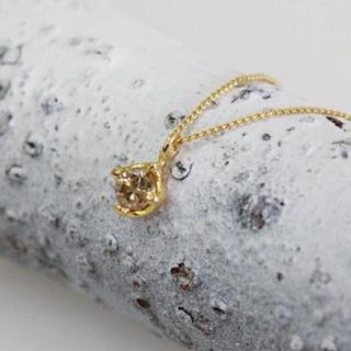 アッシュペーフランス(H.P.FRANCE)のイロンデール ダイヤ ネックレス k18(ネックレス)