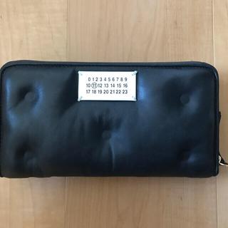 マルタンマルジェラ(Maison Martin Margiela)のメゾンマルジェラ長財布(財布)