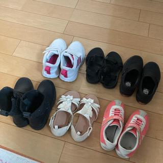 アディダス(adidas)のadidasグローバルワークVANSルコックH&M靴6足セット(その他)