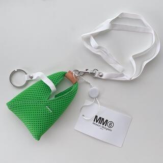 エムエムシックス(MM6)の【新品】MM6 MaisonMargiela  キーリング ネックレス(キーホルダー)