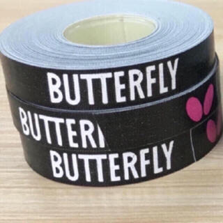 BUTTERFLY - 卓球 バタフライ サイドテープ12ミリ×10m