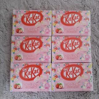 Nestle - キットカット いちごミルク