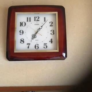 シチズン(CITIZEN)のヤスカズ様専用  壁掛け時計(掛時計/柱時計)